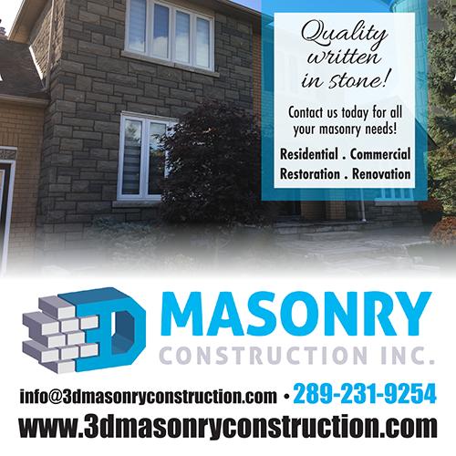 3D Masonry Construction - BAG-FD-GEORG-ON-1