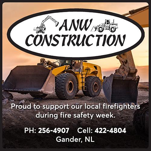 A N W Construction Limited BAG-FD-GAND-NL-1