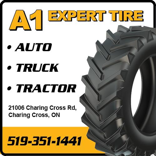 A1 Expert Tires BAG-FD-CK-ON-1