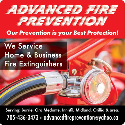 ADVANCED FIRE PREVENTION - BAG-HH-IBRD-INN-ON-2C