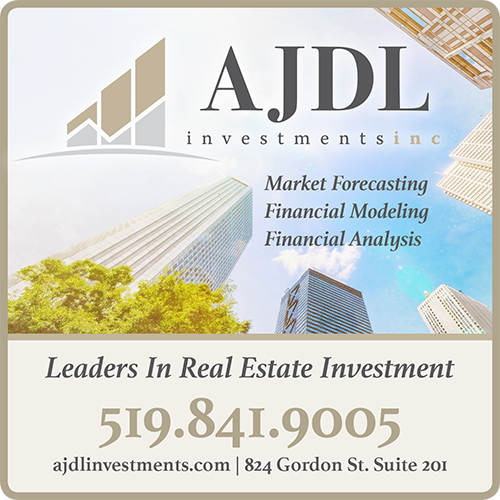 AJDL Investments Inc. BAG-FD-GUEL-ON-1