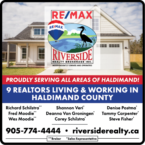 Angela Harvey - Remax Riverside Realty - BAG-HH-CAY-ON-1