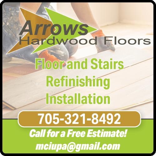 Arrows Hardwood Floors - BAG-HH-IBRD-INN-ON-2C