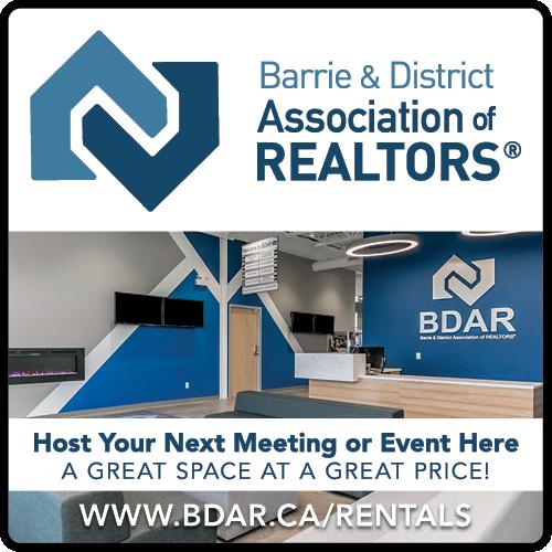 Barrie & District Association Of Realtors Inc - BAG-HH-MIN-BAR-ON-2C