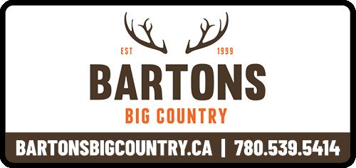 Bartons Big Country - BAG-FM-101-GP-AB-2A