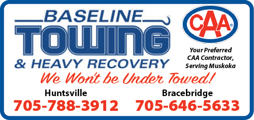 Baseline Towing & Heavy Recovery BAG-YIG-HUNTS-ON-1