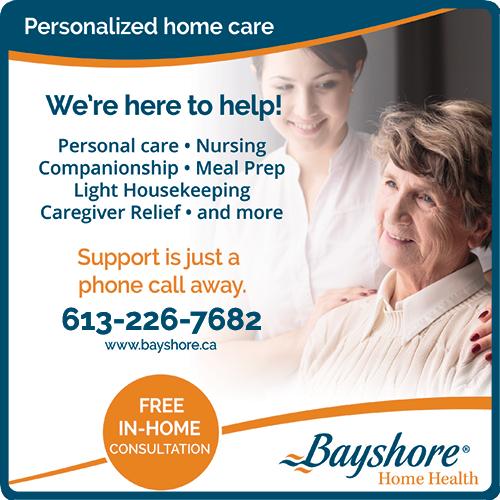 Bayshore Home Health - BAG-FD-CORN-ON-1