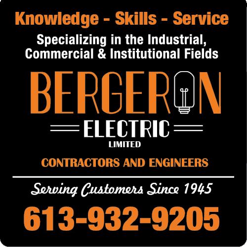 Bergeron Electric - BAG-FD-CORN-ON-1
