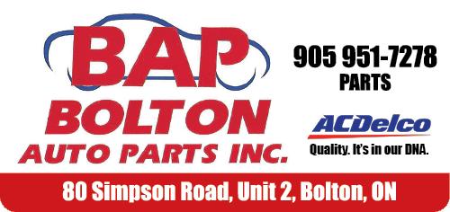Bolton Auto Parts Inc - BAG-ULHH-BOL-ON-2