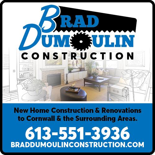 Brad DuMoulin Construction BAG-FD-CORN-ON-1