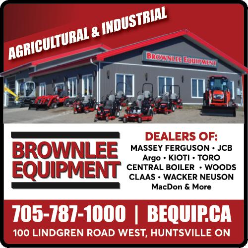 Brownlee Equipment BAG-YIG-HUNTS-ON-1