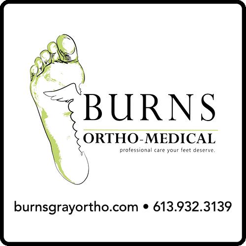 Burns Ortho-Medical - BAG-FD-CORN-ON-1
