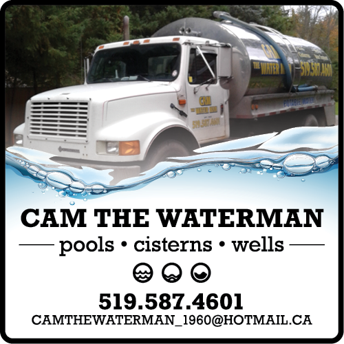 Cam The Water Man - BAG-HH-CAY-ON-1