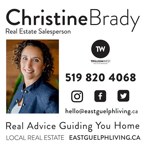 Christine Brady - Trillium West - BAG-FD-GUEL-ON-1