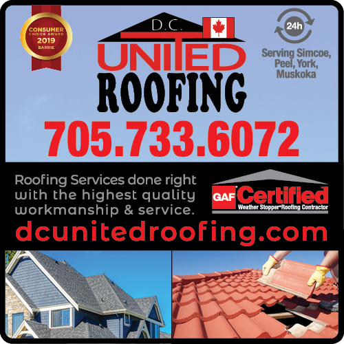 DC United Roofing - BAG-HH-MIN-BAR-ON-2C
