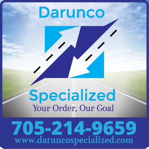 Darunco Specialized BAG-HH-MIN-BAR-ON-2C
