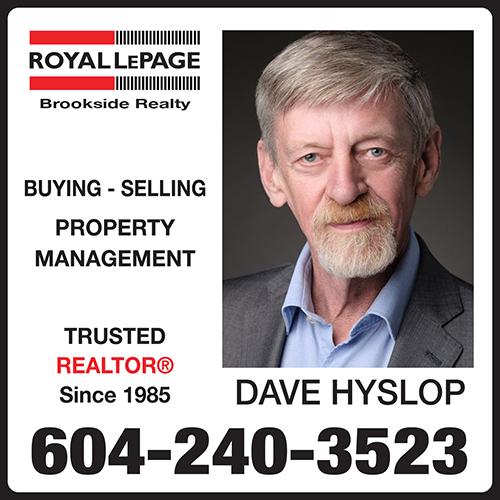 David Hyslop - Brookside Realty BAG-HH-223-MR-BC-1C