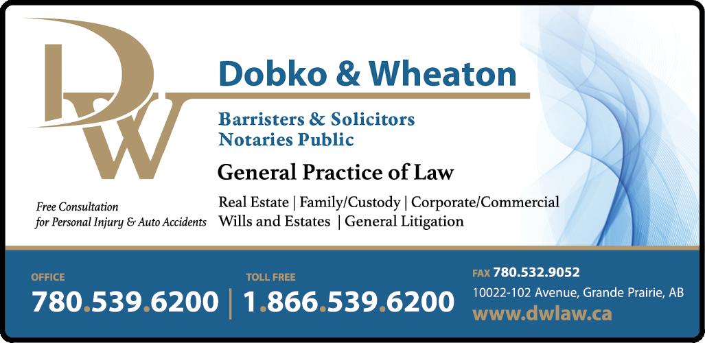 Dobko and Wheaton Law BAG-FM-101-GP-AB-2A
