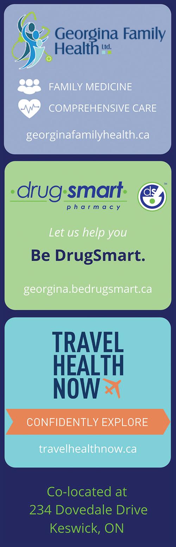 DrugSmart Pharmacy - BAG-FD-GEORG-ON-1