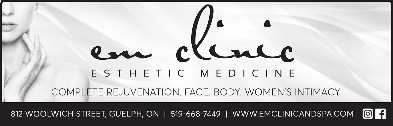 EM Clinic & Spa BAG-FD-GUEL-ON-1