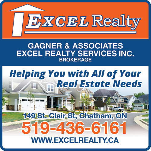 Excel Realty Services BAG-FD-CK-ON-1