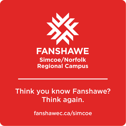 Fanshawe College Simcoe Campus - BAG-HH-CAY-ON-1