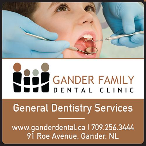 Gander Family Dental Clinic - BAG-FD-GAND-NL-1
