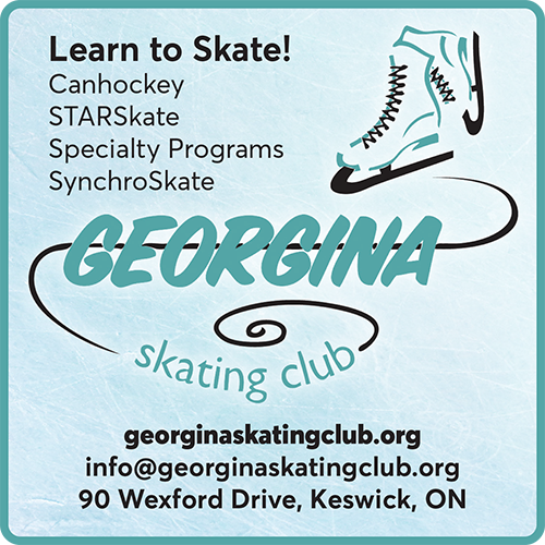 Georgina Skating Club BAG-FD-GEORG-ON-1