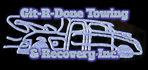 Git R Done Towing & Recovery BAG-ULHH-BOL-ON-2