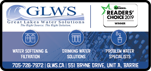 Great Lakes Water Solutions - BAG-HH-MIN-BAR-ON-2C