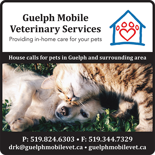 Guelph Mobile Veterinary Service - BAG-FD-GUEL-ON-1