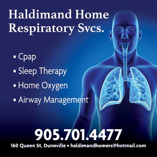Haldimand Home Respiratory Services - BAG-HH-CAY-ON-1