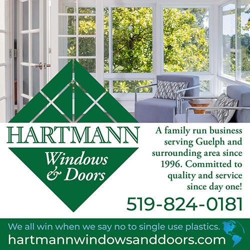 Hartmann Windows & Doors - BAG-FD-GUEL-ON-1