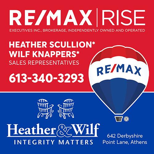 Heather Scullion Remax Rise BAG-FD-GAN-ON-1