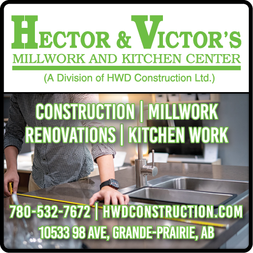 Hector & Victor's Millwork & Kitchen Center - BAG-FM-101-GP-AB-2A