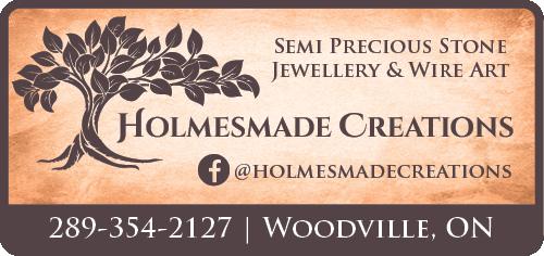 Holmesmade Creations BAG-YIG-BEAV-ON-1