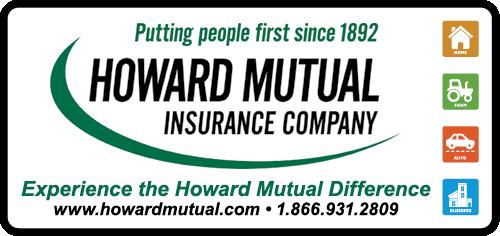Howard Mutual Insurance BAG-FD-CK-ON-1