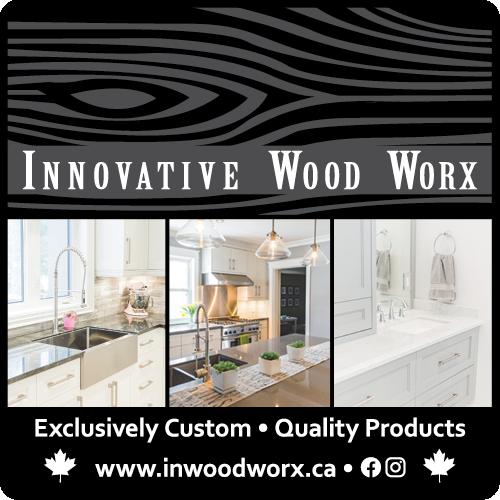 Innovative Wood Worx Inc - BAG-HH-MIN-BAR-ON-2C