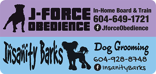 J-Force Obedience and Insanity Barks - BAG-FD-MAPLE-BC-1
