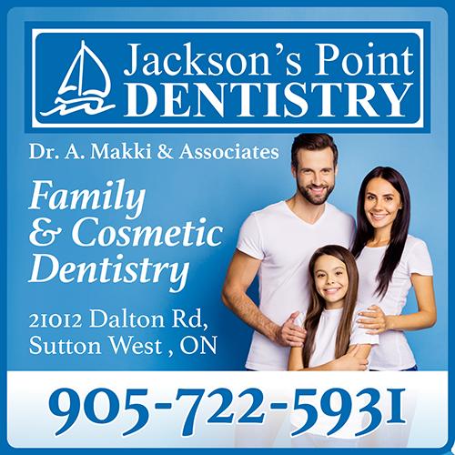 Jacksons Point Dentistry BAG-FD-GEORG-ON-1