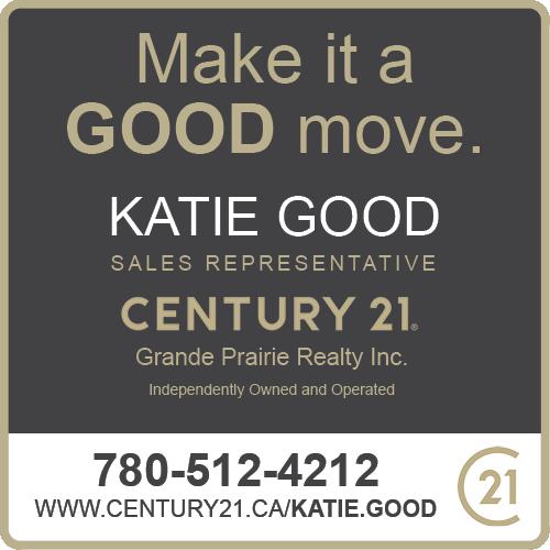 Katie Good, Century 21 BAG-FM-101-GP-AB-2A