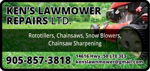 Ken's Lawnmower Repairs Ltd BAG-ULHH-BOL-ON-2