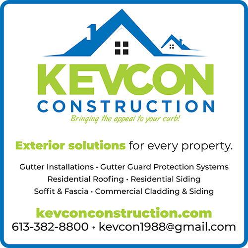 Kevcon Construction - BAG-FD-GAN-ON-1