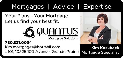 Kim Kozuback - Quantus Mortgage Solutions - BAG-FM-101-GP-AB-2A