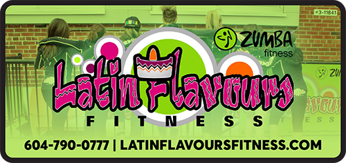 Latin Flavours Fitness BAG-FD-MAPLE-BC-1