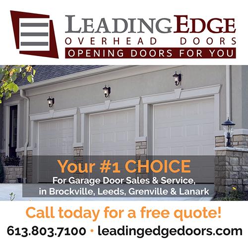 Leading Edge Overhead Doors - BAG-FD-GAN-ON-1
