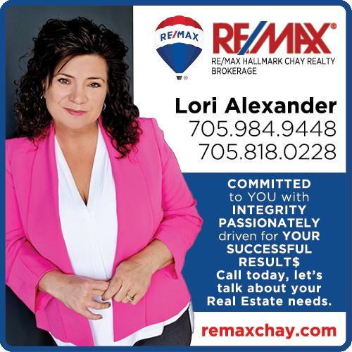 Lori Alexander - REMAX Hallmark - BAG-HH-IBRD-INN-ON-2C