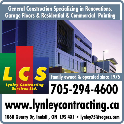 Lynley Contracting Services Ltd - BAG-HH-IBRD-INN-ON-2C