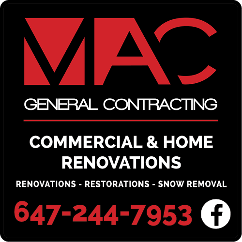 M.A.C General Contracting BAG-ULHH-BOL-ON-2