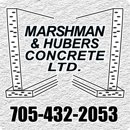 Marshman Concrete - BAG-YIG-BEAV-ON-1